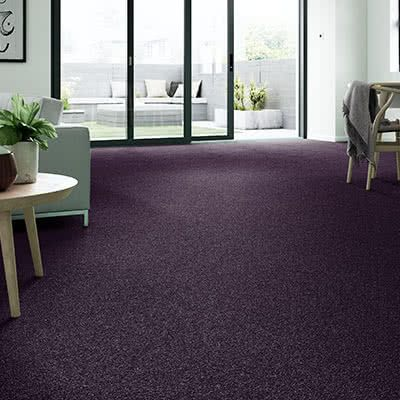 Purple-carpet-dining-room-mayfair-damson