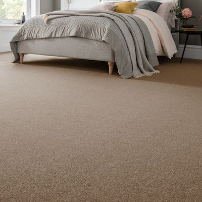 Brown-carpet-Bedroom-Parkland-Twist-Brown-Sugar