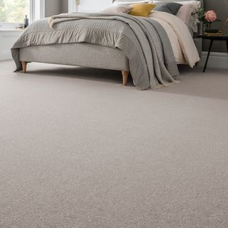 Parkland Twist Natural Linen carpet