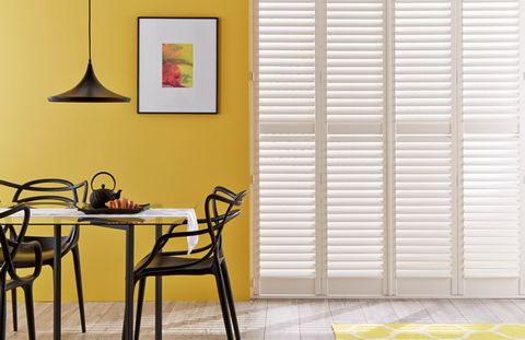 shutters for doors-kitchen-dining room