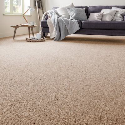 Brown-cream-carpet-living-room-vintage-nutmeg