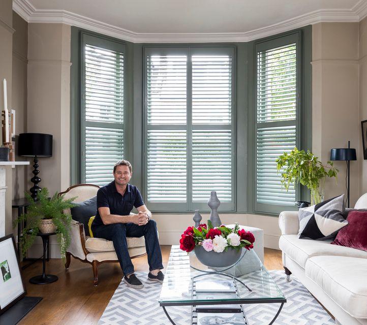 Hillarys Blinds Online >> How to dress bay windows | George Clarke | Hillarys