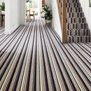 Purple-brown-grey-cream-green-carpet-hallway-stairs-mayfair-stripe-deco