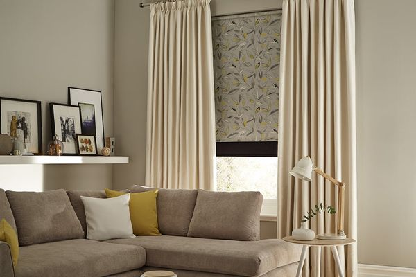 cream curtains for living room pencil pleat curtains ireland up to 50 hillarys 20781
