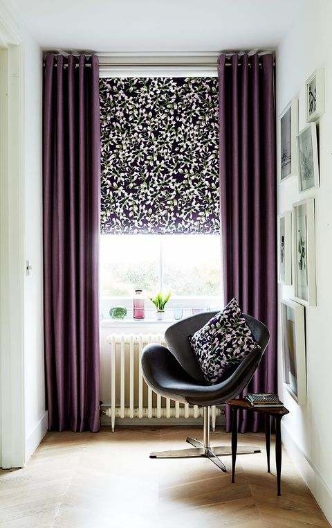 Purple-Curtains-Living-Room-Grapeflower-Berry-2