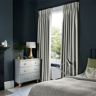 Lindora Silver Curtains