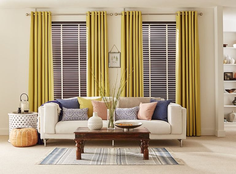 Yellow Curtains Ireland  Up to 50% Off   Hillarys™