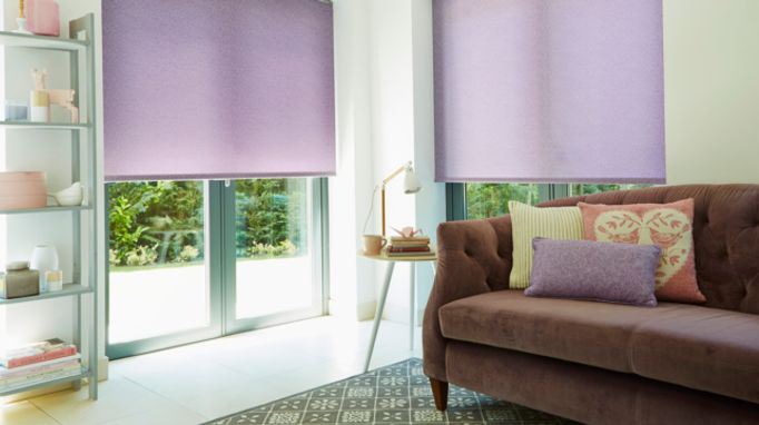 Inject a touch of cosmic colour into your interior with Ultra Violet, Pantone Colour of the Year 2018. Browse our stunning range of purple blinds, curtains & shutters.
