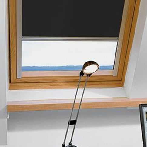 Cordova Black Skylight blinds