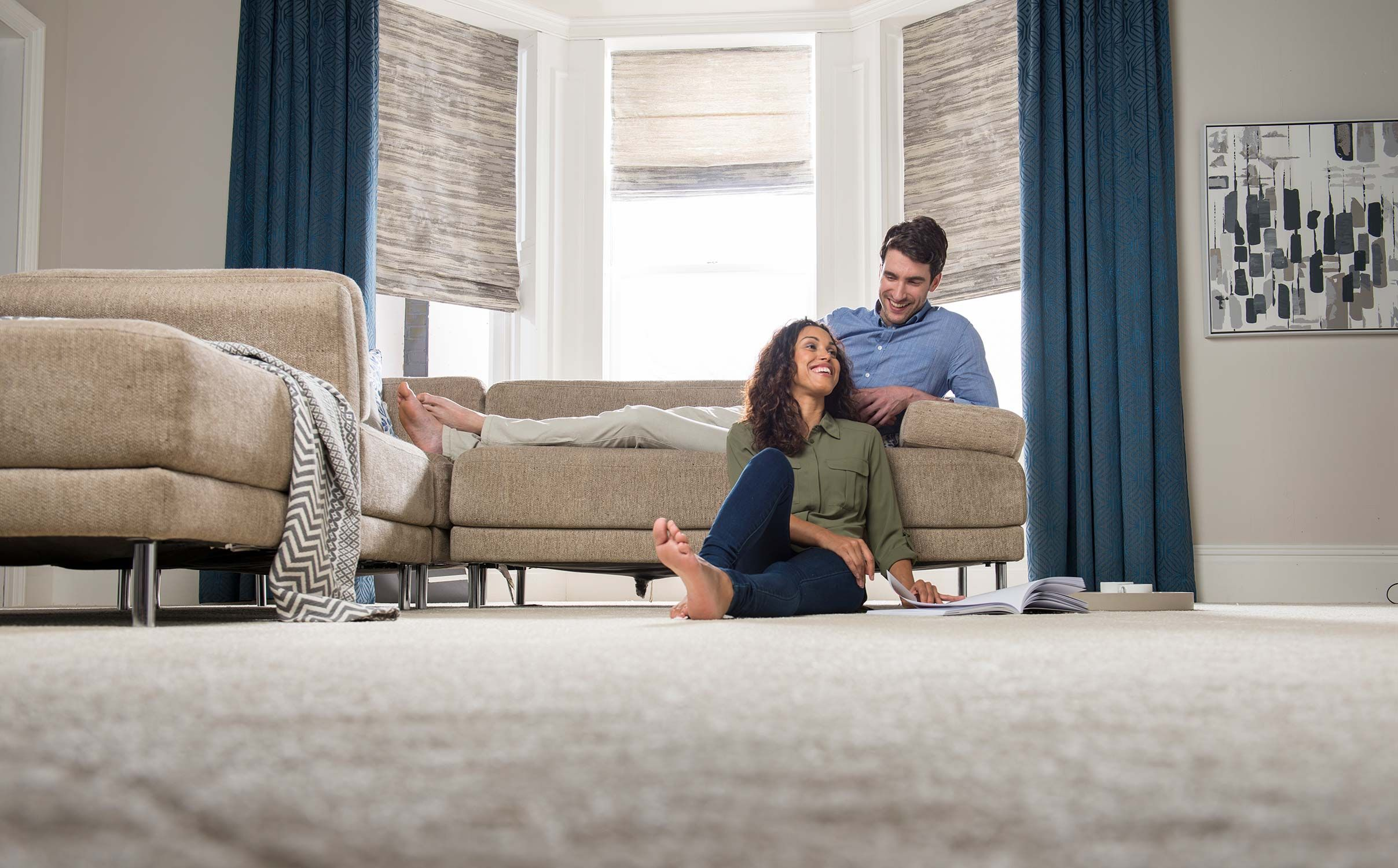 Carpet buying guide the essential advice hillarys for Carpet buying guide