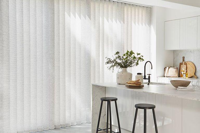 grey vertical blinds 50 sale now on grey vertical. Black Bedroom Furniture Sets. Home Design Ideas