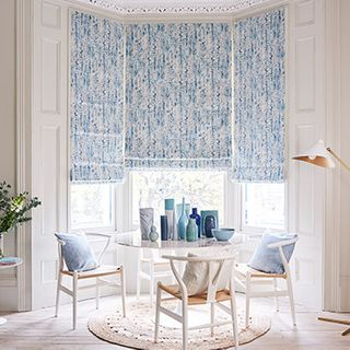 Mirage Inkwash Roman blind