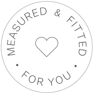 Hillarys Measured and Fitted for You logo