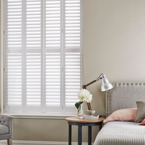 House Beautiful - Aura White Plantation Shutter