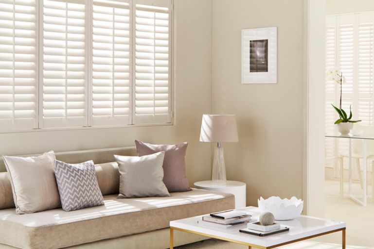 conservatory shutters-white