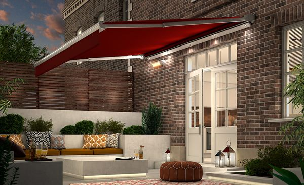 Awnings For Your Garden │hillarys