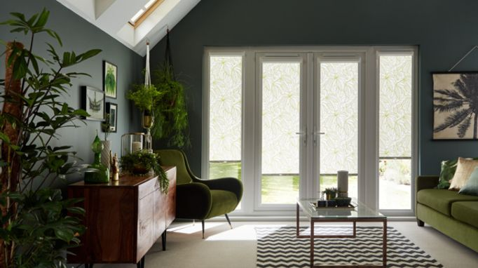 Read our guide to Roller blinds. We explain what Roller blinds look like, which windows they're best for and how they work. Request an in-home appointment to see the full range.