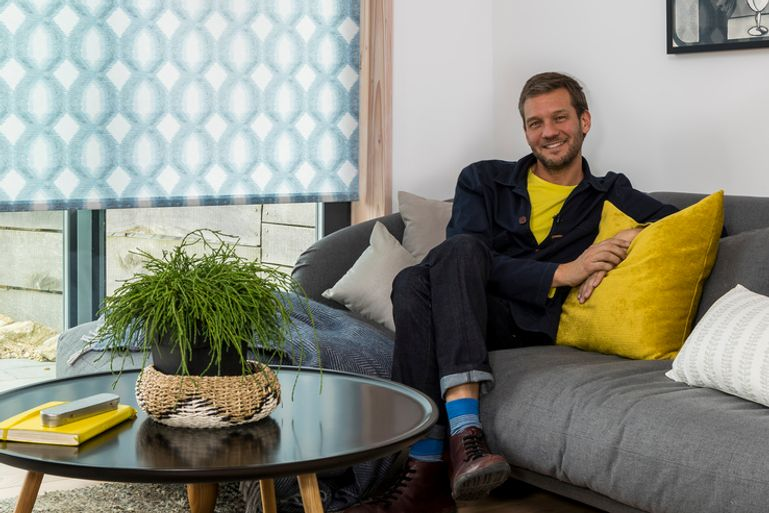 Charlie luxton s coastal look with hillarys curtains and - Charlie luxton ...