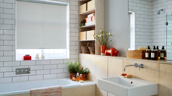 The best blinds for bathrooms I Hillarys™