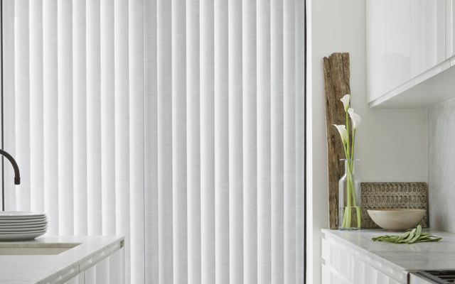 How To Dress French Doors With Blinds Hillarys