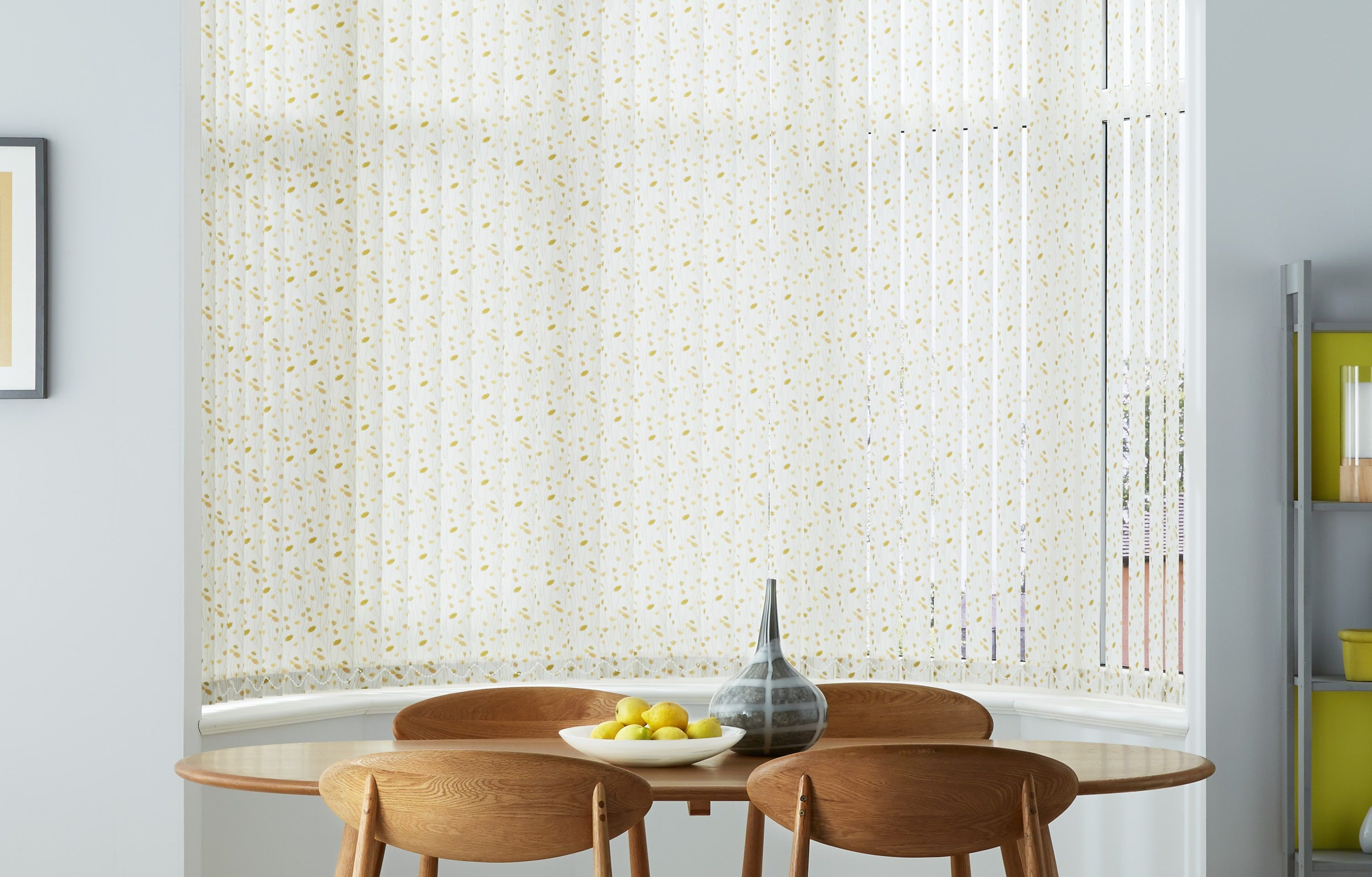 Hillarys Blinds Online >> Make it contemporary with sleek Vertical blinds | Hillarys
