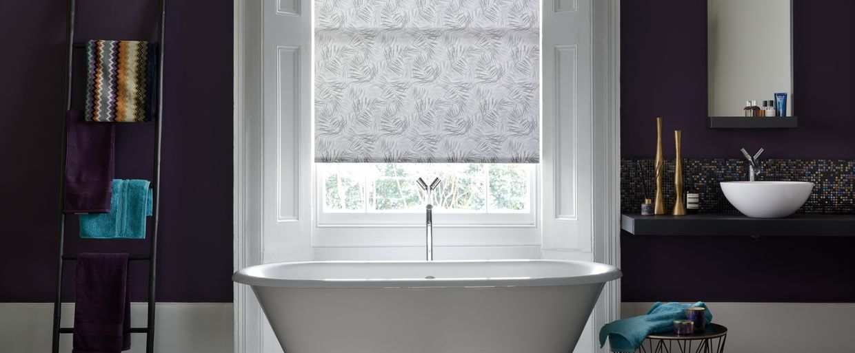 Hillarys Blinds Online >> Made-to-Measure Bathroom Blinds   Up to 50% OFF   Hillarys