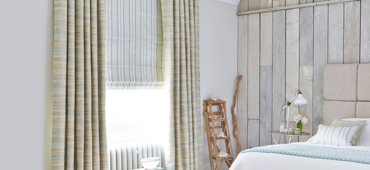 Feb Sale-Reviera Mist Curtains-bedroom
