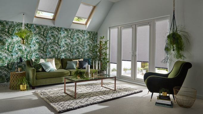 Acacia Silver PerfectFit Roller blinds