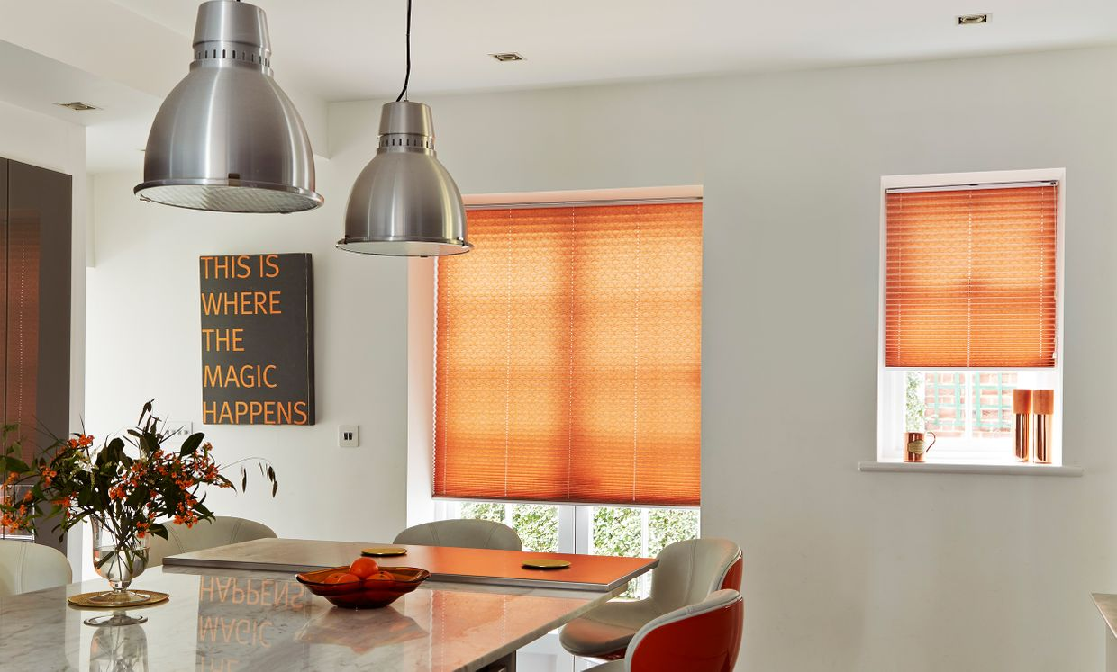 Introducing Our Latest Pleated Blinds Collection