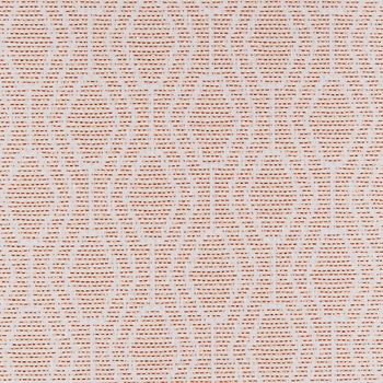 Atom Copper fabric swatch from the 2019 Vertical blinds launch