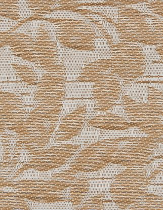 Bloom Mocha fabric swatch from the 2019 Vertical blinds launch