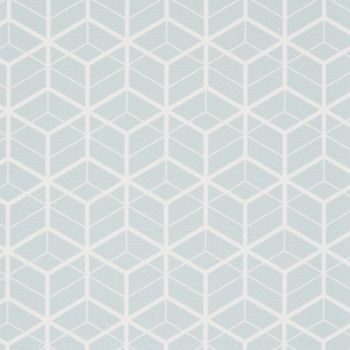 Edison Light Blue fabric swatch from the 2019 Vertical blinds launch