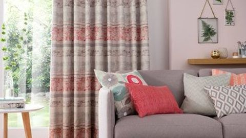 Curtain_Fjord Coral_Roomset