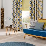 Curtain_Freyja Mustard_Roomset