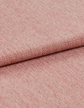 Light pink coloured fabric