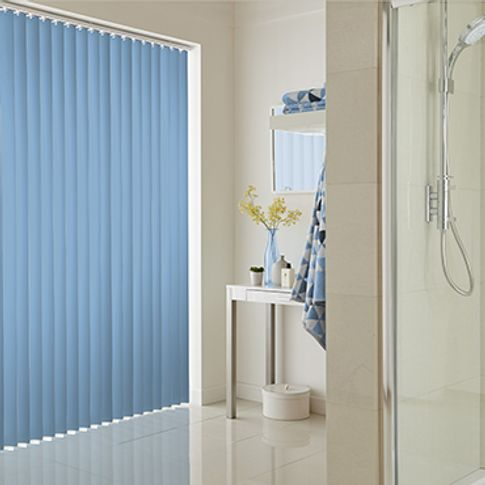 Vertical Blind_Acacia Blue_Roomset