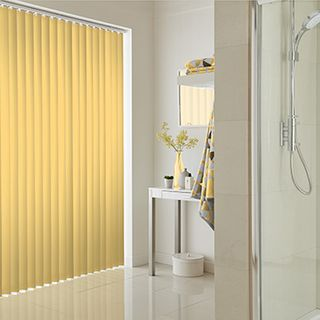 Vertical Blind_Acacia Buttercup_Roomset