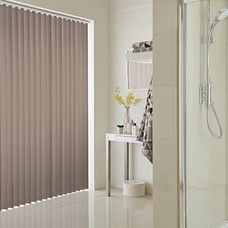 Vertical Blind_Acacia Peat_Roomset