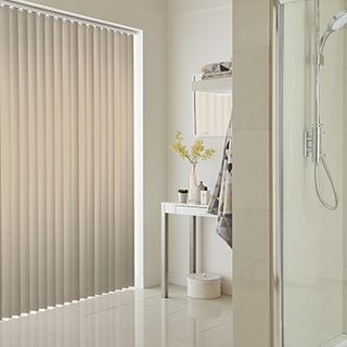 Vertical Blind_Acacia Pebble_Roomset