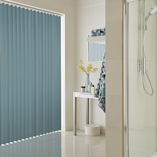 Vertical Blind_Acacia Teal_Roomset