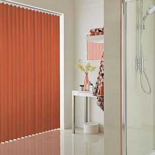 Vertical Blind_Acacia Terracotta_Roomset