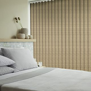 Vertical Blind_Arie Natural_Roomset