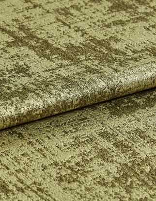 Light green fabric blended with dark green to create a distressed look to the material