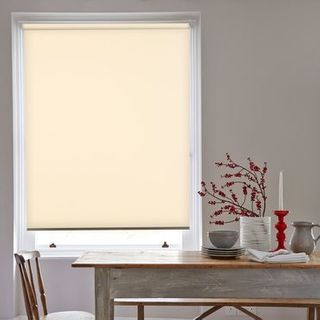 Roller Blind_Colorado Fawn_Roomset