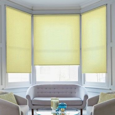 Yellow Roller Blinds Made To Measure In The Uk Hillarys