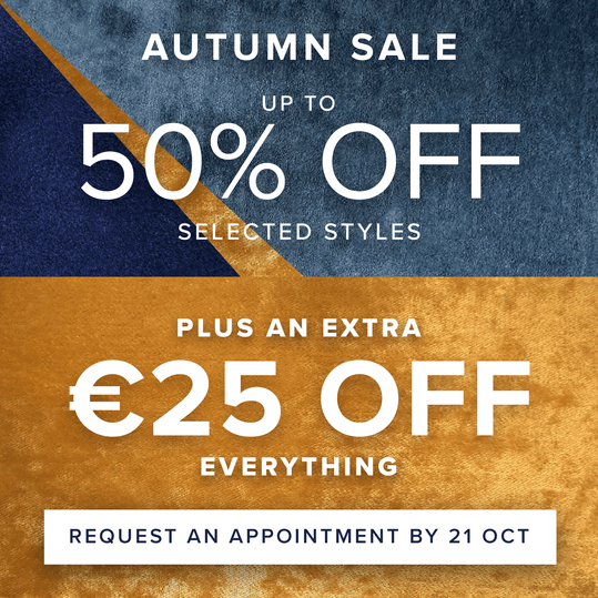 up to 50% off selected styles plus an extra 25 off