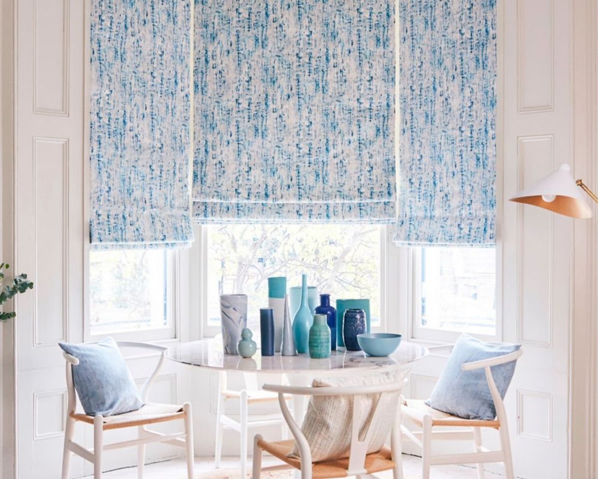 house beautiful mirage roman blinds