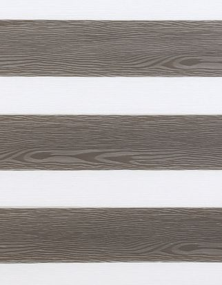 Grey wood texture swatch which has horizontal striped matched with white