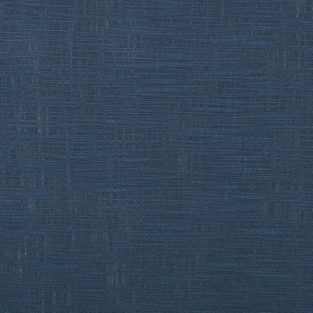 Navy blue plain fabric swatch in living style range