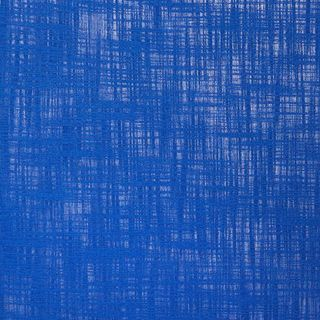 Unlined blue color fabric swatch in living etc range